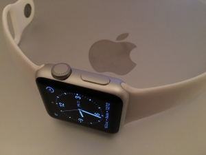 "Apple Watch Sport auf MacBook 12"" 2015"